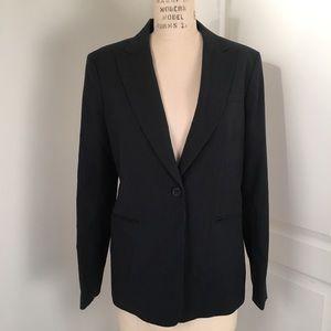 Calvin Klein pinstriped jacket